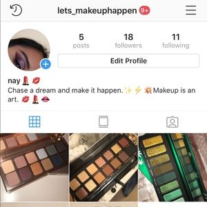Hey girls!!!! I want to start a makeup page!!